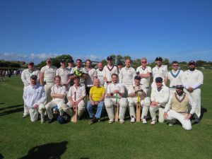 Sir Patrick Moore Cup Match