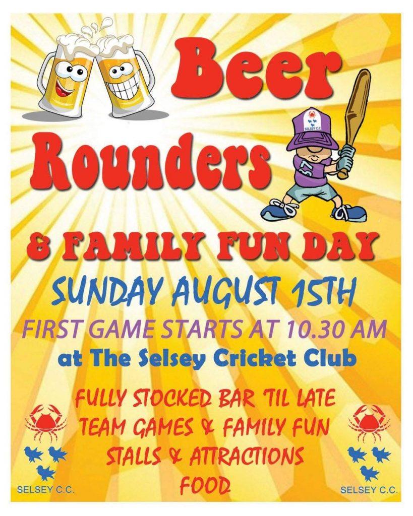Selsey Beer & Rounders 2021